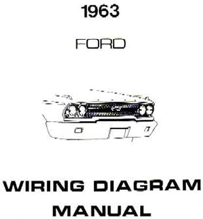 1963 ford radio wiring diagram amazon com bishko automotive literature 1963 ford galaxie  bishko automotive literature 1963 ford