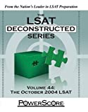 The LSAT Deconstructed Series, Volume 44, David M. Killoran and Steven G. Stein, 0972129685