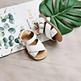 Otter MOMO Girls' Open Toe Strap Flat Sandals