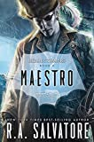 Book cover from Maestro (Forgotten Realms) by R.A. Salvatore