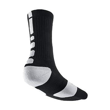 Nike Crew Calcetines Elite básquetbol: NIKE: Amazon.es: Zapatos y complementos