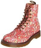 Dr. Marten's Women's 1460 8-Eye Patent Leather Boots, Coral, 10 B(M) US Women / 9 D(M) US Men