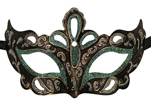 KAYSO (Green Masquerade Masks)