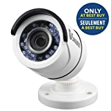 Swann Pro Indoor/Outdoor Day/Night 1080p Add-On Security Camera - White - Only at Best Buy