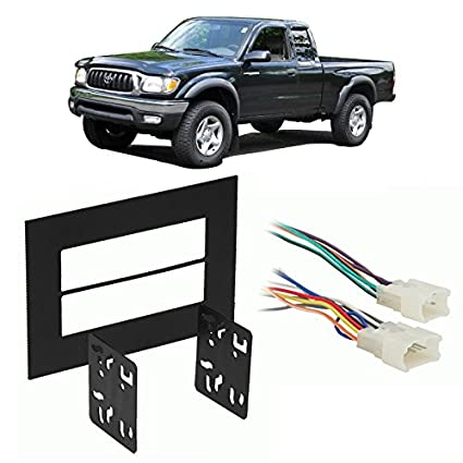 Amazon.com: Compatible with Toyota Tundra 1999-2002 Double ... on