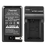 Insten Compact Battery Charger Set Compatible with Sony nex-6, a3000/Sony NP-FW50 NEX-5R