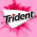 Trident Bubblegum Sugar Free Gum, Made with
