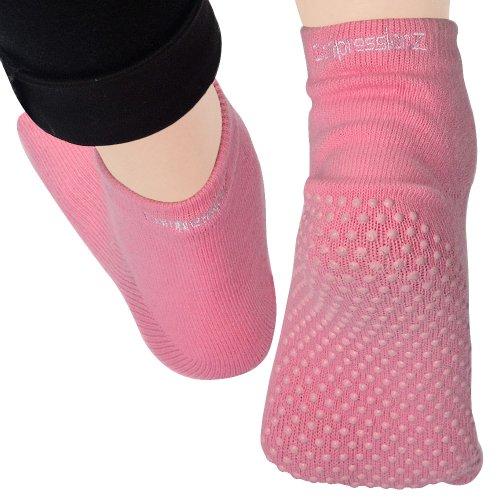 CompressionZ Yoga Socks Slip Full product image
