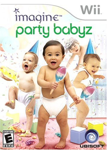 [Imagine Party Babyz - Nintendo Wii] (Quick Costume Ideas For Work)