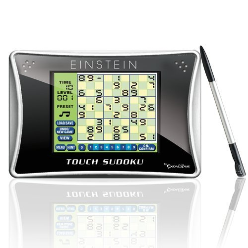 EN EX ET453 Einstein Touch Sudoku by EB Excalibur