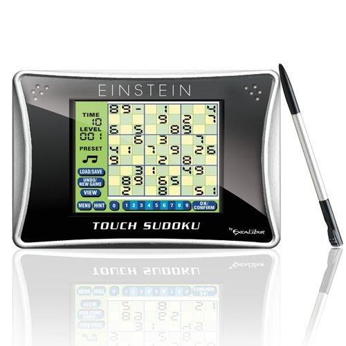 正規激安 EN EX ET453 Einstein Touch Sudoku by EB Excalibur B0042VIHYE, クボタチョウ 1d700f1d