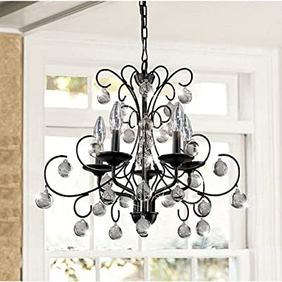 Jojospring Messina 5-light Crystal Chandelier