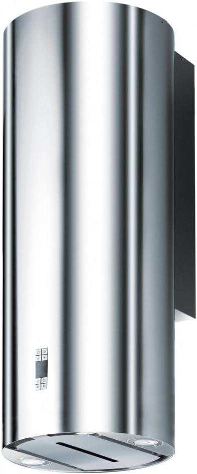 Franke FTU 3807-P XS 70 H - Campana Decorativa Tube 37 Cilíndrica: Amazon.es: Hogar