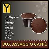 40 CAPSULE NESPRESSO COMPATIBILI BOX ASSAGGIO 8 miscele