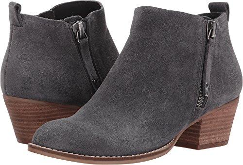 Dolce Vita Women's Saidi Anthracite Suede Shoe