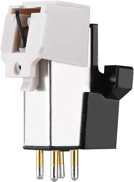 Bewinner Stylus - Lápiz Óptico para Tocadiscos con Aguja de Vinilo ...