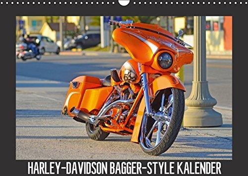 Harley Davidson Baggers - 9