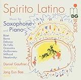 Musica Latino by Gauthier, Daniel (2005-09-20)