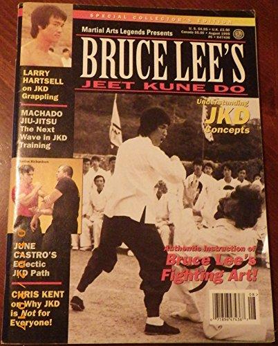 Martial Arts Legends Presents Bruce Lee's Jeet Kune Do - Vol. 2, No. 2, August 1