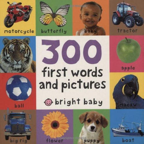 Download 300 First Words and Pictures (Bright Baby) PDF