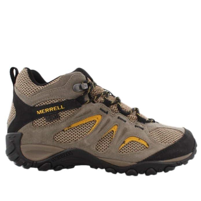 Yokota 2 Mid Waterproof Wide Boots best lightweight hiking shoes
