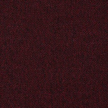Dog Assist Carpet Stair Treads - Burgundy (9'' x 27'') Set Of 13 by Koeckritz