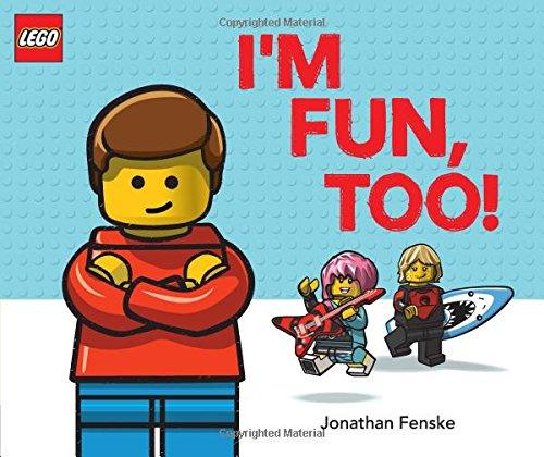 Read Online I'm Fun, Too! (A Classic LEGO Picture Book) pdf