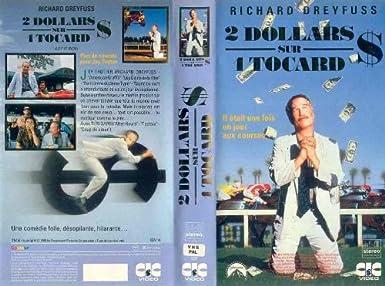 2 Dollars Sur 1 Tocard [VHS]: R  Dreyfuss: Amazon fr: Vidéo
