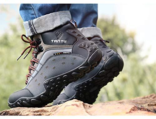 Chaussures Le De Femmes Promenades D'escalade Ankle Les Trekking Tqgold Hommes Bottes Randonnée Idéales Et Orange Pour Boots PdwnPx1Tq