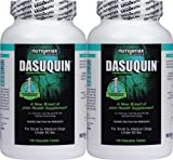 Nutramax Dasuquin Chewable Tablets for S/M Dogs 300ct (2 x 150ct)