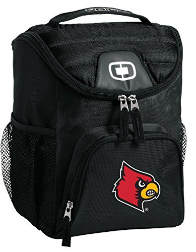 Broad Bay University of Louisville Lunch Bag OUR BEST Louisville Cardinals Lunch Cooler Style (Louisville Cardinals Lunch)