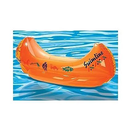 Amazon.com: Kids canoa inflable flotador piscina Juguete ...