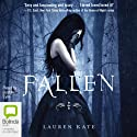 Fallen Audiobook by Lauren Kate Narrated by Justine Eyre