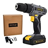 Cheap Cordless Drill Driver Powerful Screwdriver 18V Lion Battery with Charger Uniteco D018