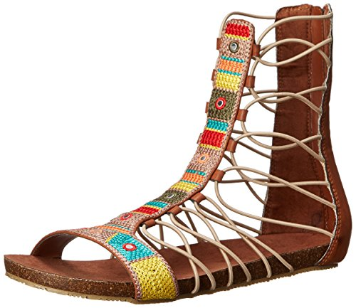 Sandal Luggage Women's MIA Bollywood Gladiator Afx6p