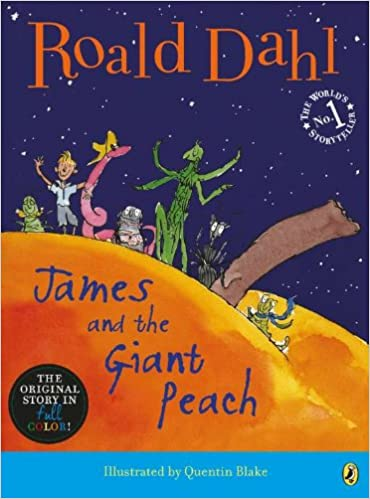 Counting Number worksheets james and the giant peach worksheets free : James and the Giant Peach: Roald Dahl, Quentin Blake ...