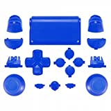 ModFreakz® Dpad R1L1 R2L2 Buttons Touch Pad Blue For PS4 Gen 3 V1 Controller Review