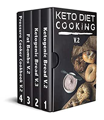 Ketogenic Bread: 48 Low Carb Cookbook Recipes for Keto Gluten Free Easy Recipes for Ketogenic /& Paleo Diets: Bread 2 in 1 Bundle Waffle Pizza and More!! Breadsticks Muffin