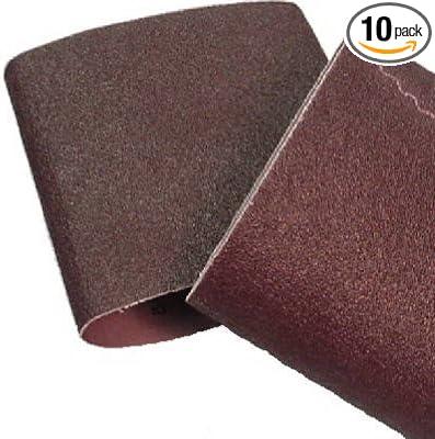 """Expandable 8/""""x19/"""" Fits Clarke EZ-8 Sandpaper Drum CLOTH"""