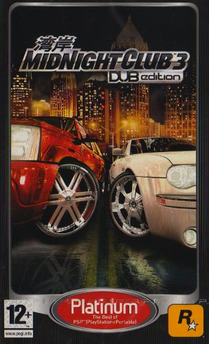 Midnight Club 3: DUB - Platinum Edition (PSP) by Take 2