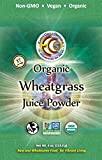 Earth Circle Organics Raw Wheat Grass Juice, 4 Ounce