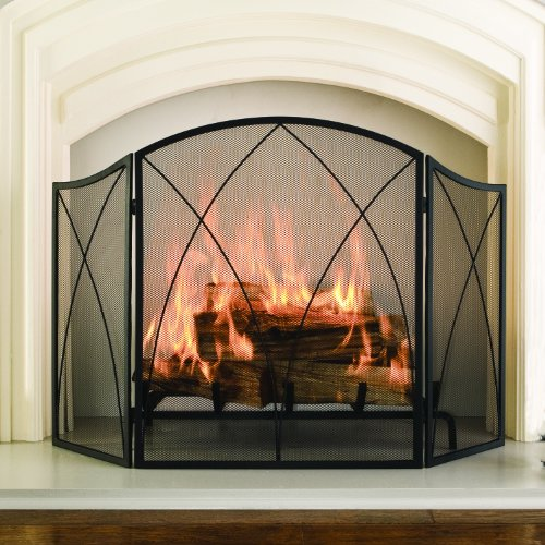 Buy victorian fireplace screen