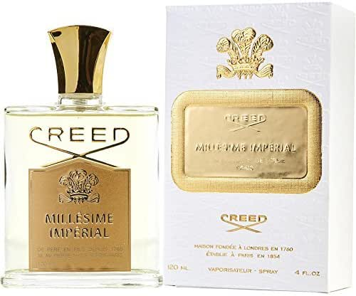 Millesime Imperial By Creed For Men. Millesime Spray 4.0 Oz