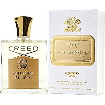 Creed Millesime Imperial Perfume For Men 4 Oz Eau De Perfume Spray