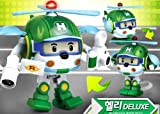 Robocar Poli Deluxe Transformer Toy : HELLY [Special Limited Edition]