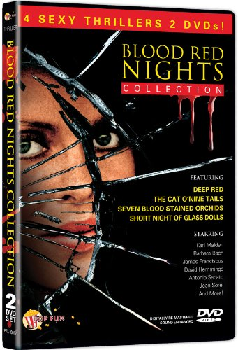 Price comparison product image Blood Red Nights Collection