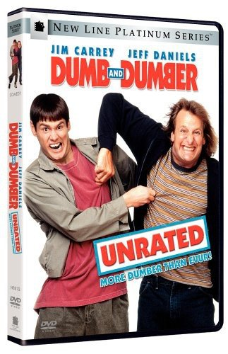 DVD : Dumb and Dumber (Unrated Version)
