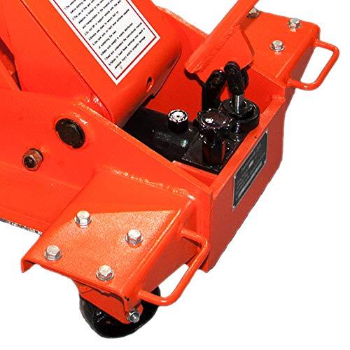 Esco 10812 2.2 Ton Heavy Duty Transmission Jack, 4,400 lb Capacity by Esco (Image #3)