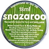 18ML LIME GREEN Classic Snazaroo Classic Face Paint [Toy]
