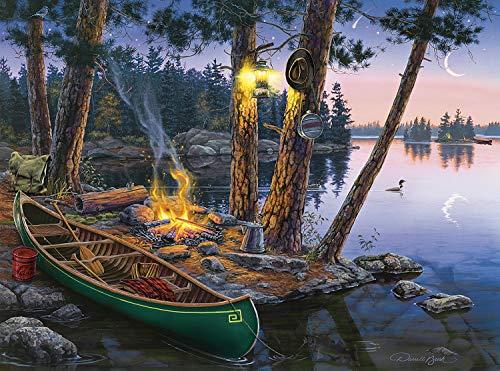 - Buffalo Games - Darrell Bush - Summer Tranquility - 1000 Piece Jigsaw Puzzle